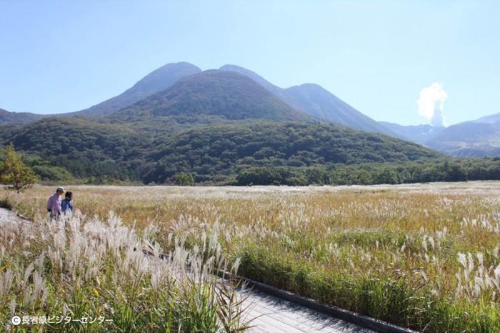 九州自然歩道を歩こう_タデ原